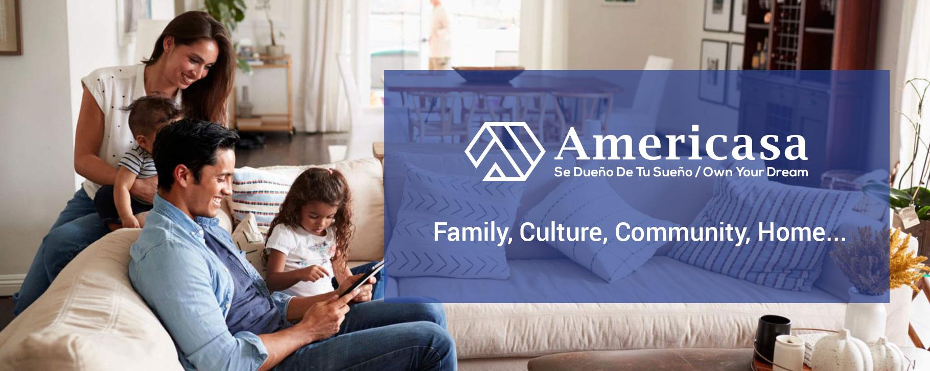 About Americasa